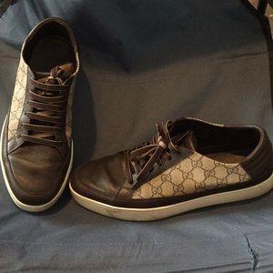 Real Gucci GG Supreme Sneakers